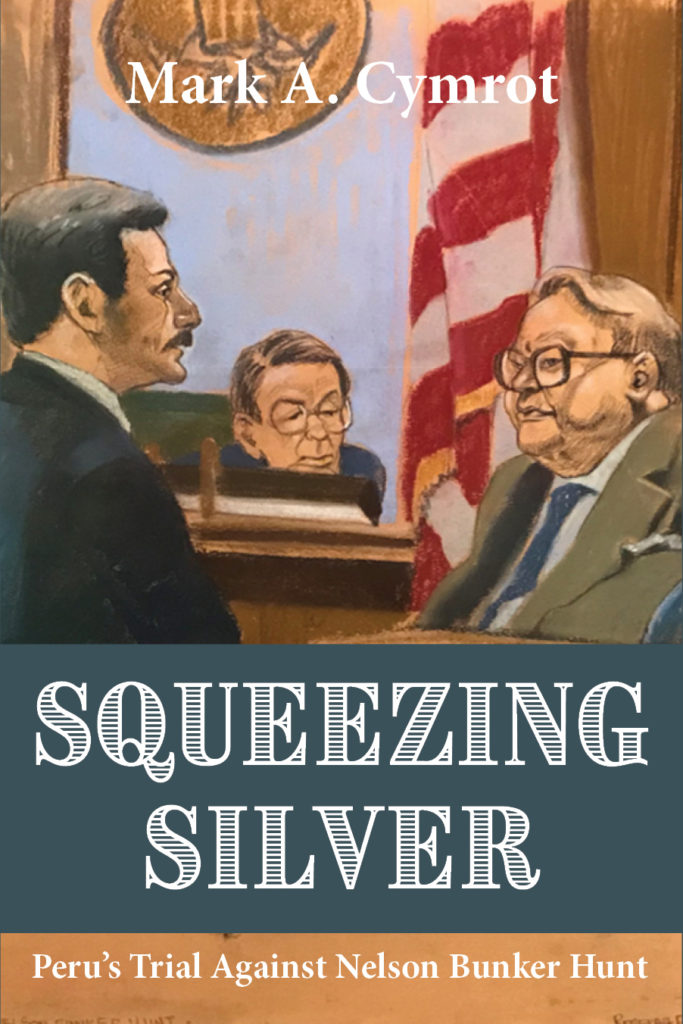 squeezing silver cover