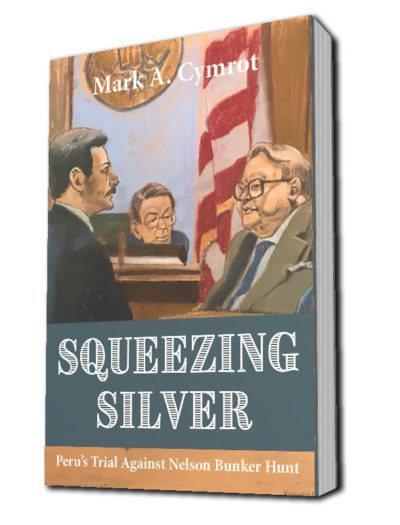 Squeezing Silver by Mark Cymrot